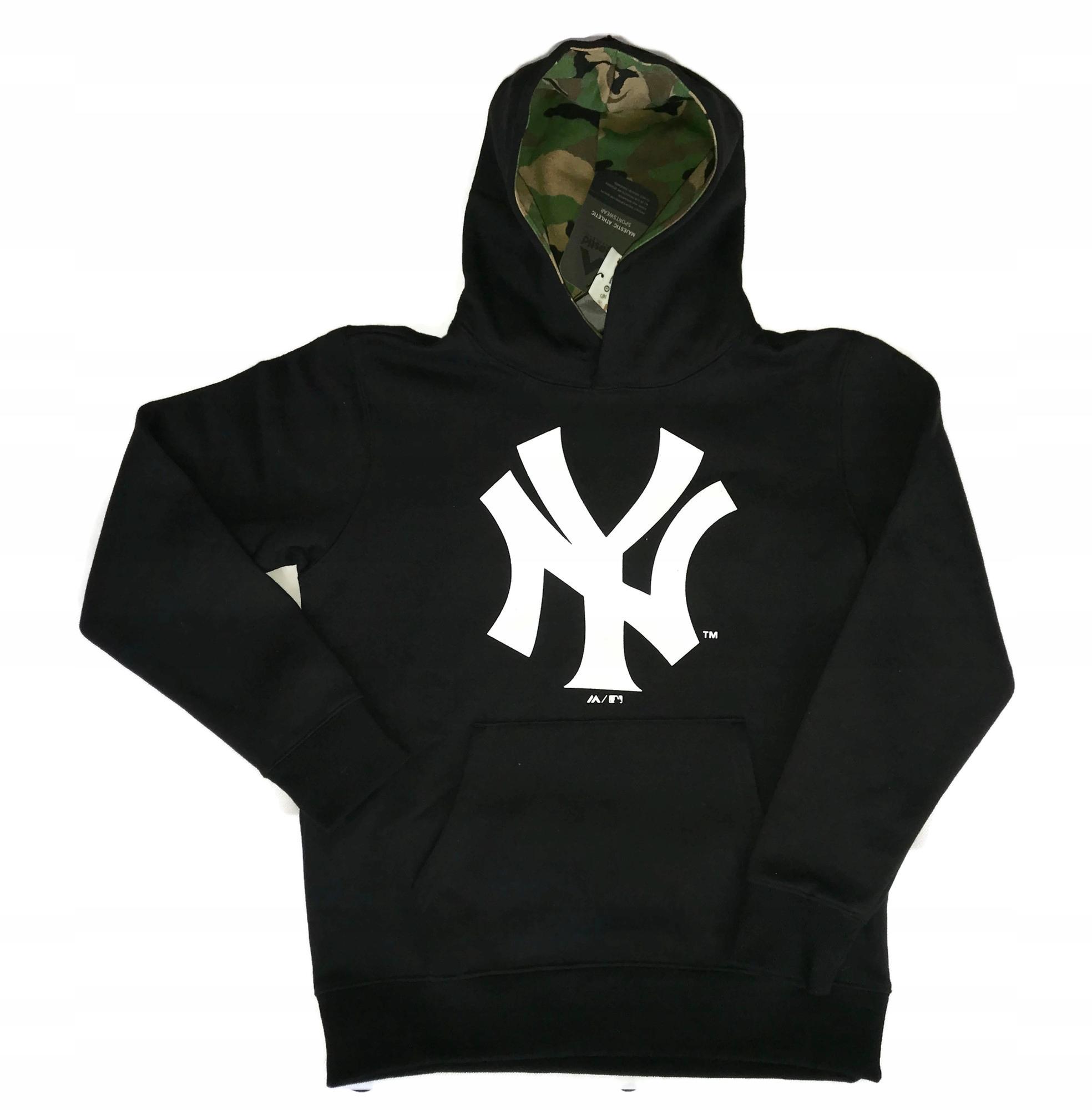 New York Yankees Majestátna Lo je mikina
