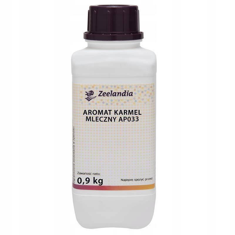Aromat spożywczy Karmel mleczny AP033 0.9kg