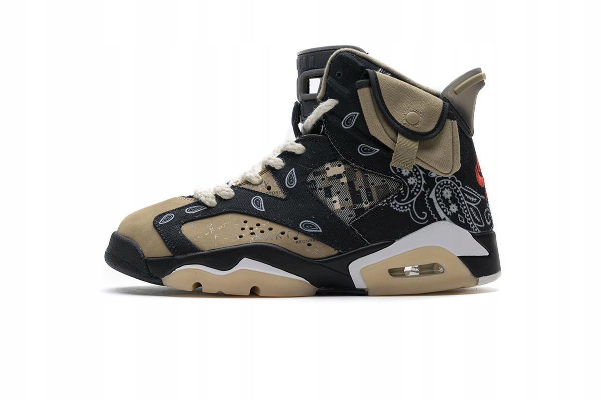 Basketbalové topánky Nike Air Jordan 6 Retro SP3