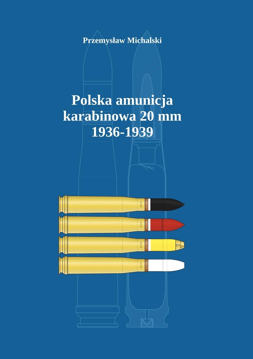 Polska amunicja karabinowa 20 mm 1936-1939