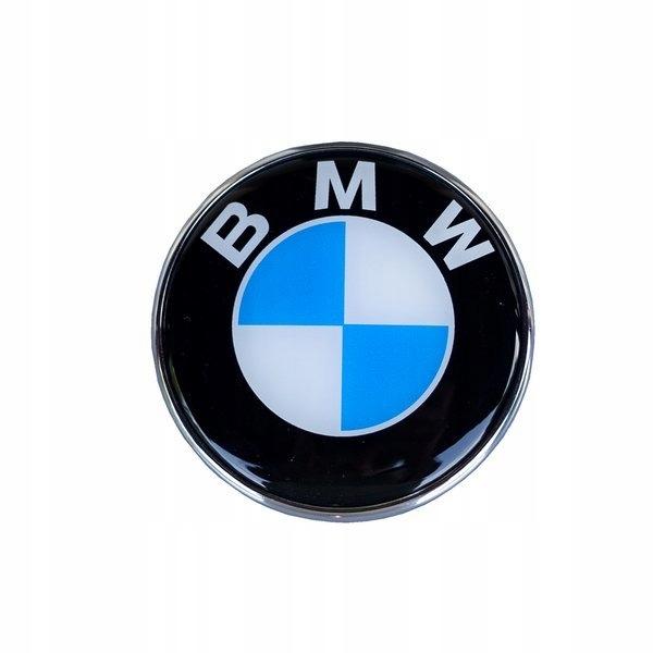ШТАММ ЭМБЛЕМА ЛОГОТИП ЗАДНЕЙ ЗАДНЕЙ ДВЕРИ 78mm BMW 3 E46 E39