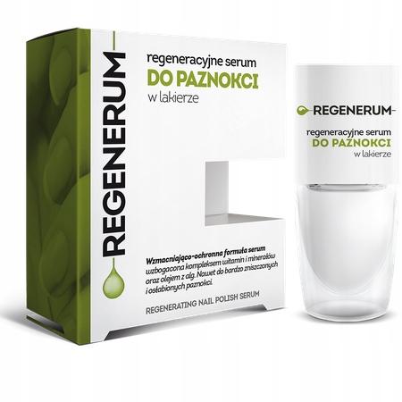 Regenerum regeneracyjne serum paznokci LAKIER 8ml