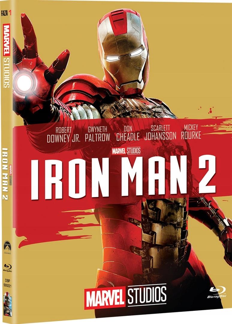 Item Iron Man 2 [Blu-ray]