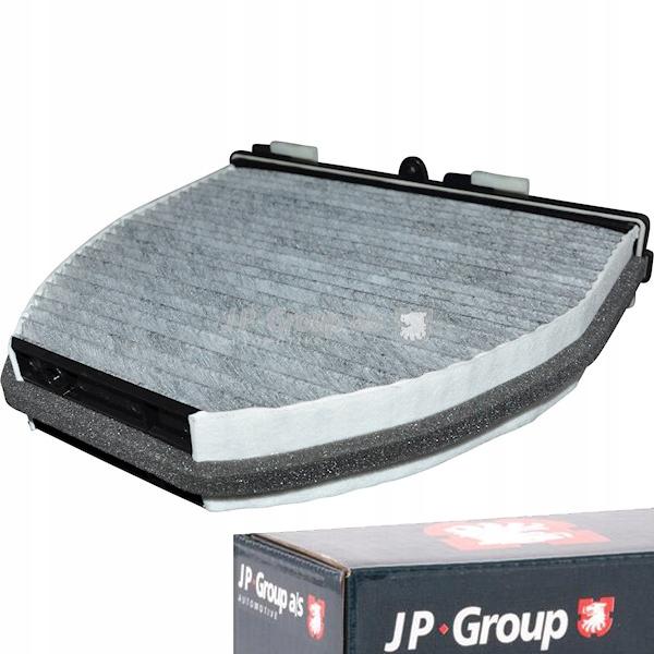 фильтр кабины уголь jp group к mercedes amg gt s