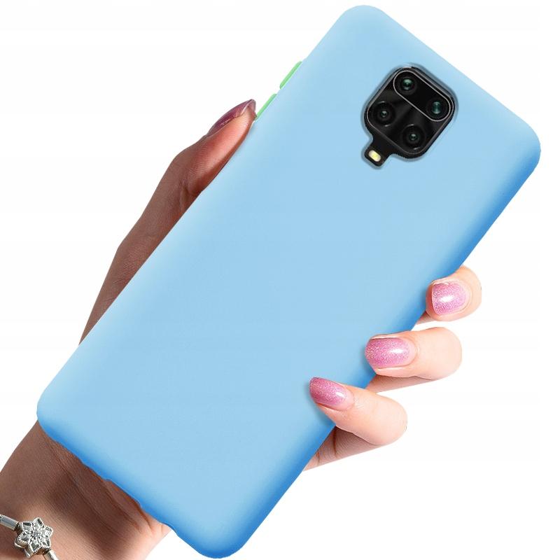 Etui do Redmi Note 9S 9 PRO Case Silikon + Szkło Dedykowany model Redmi Note 9S 9 PRO