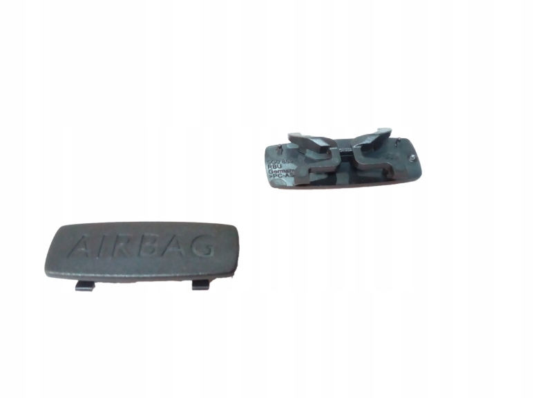заглушка airbag черная vw seat 5g0853437 82v