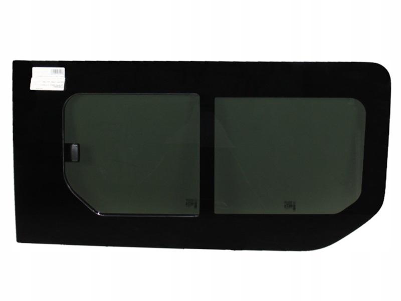 стекло боковая сторону renault попасть ii 1163x598 14- p