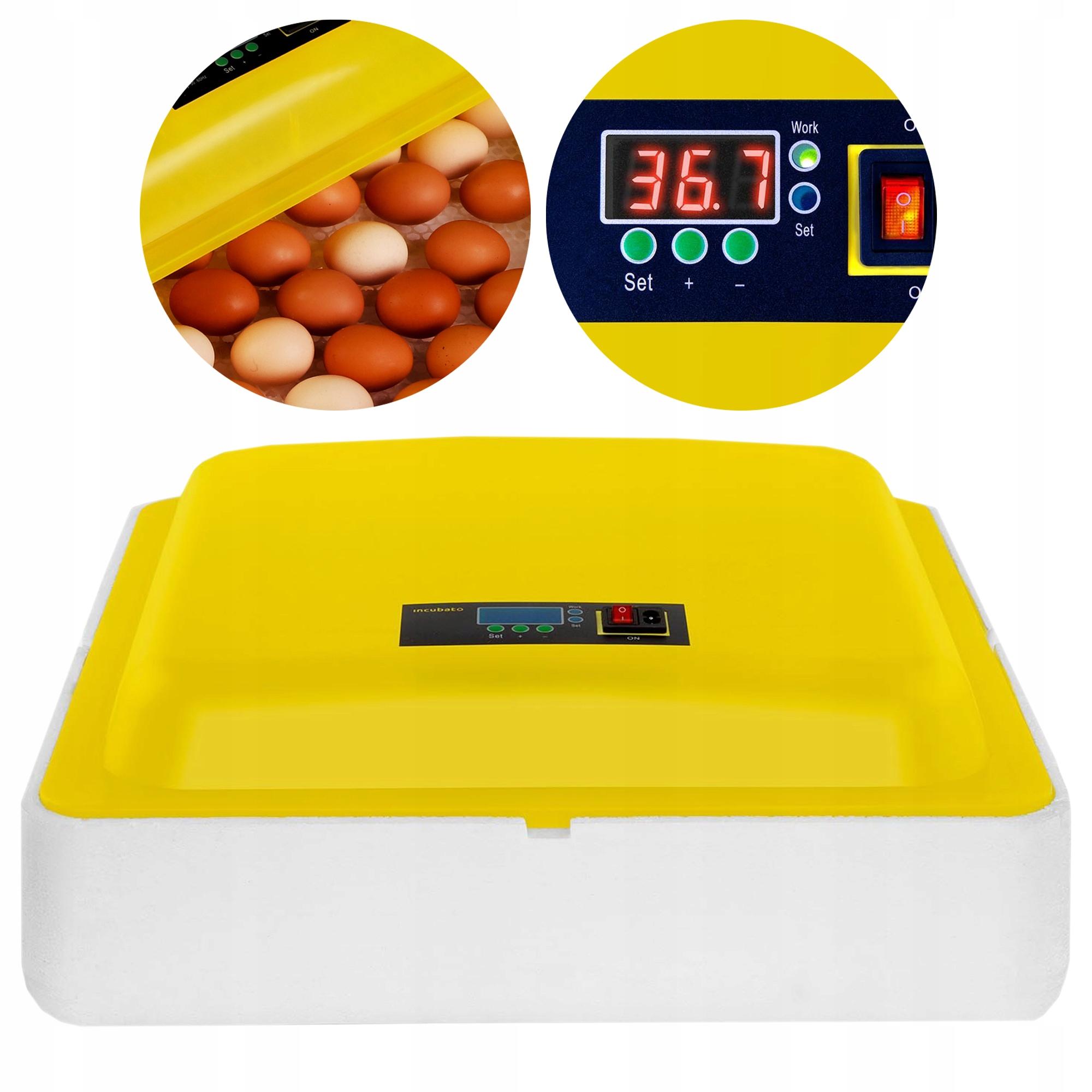 Инкубатор для яиц выводной инкубатор SMART EGG YZ-88