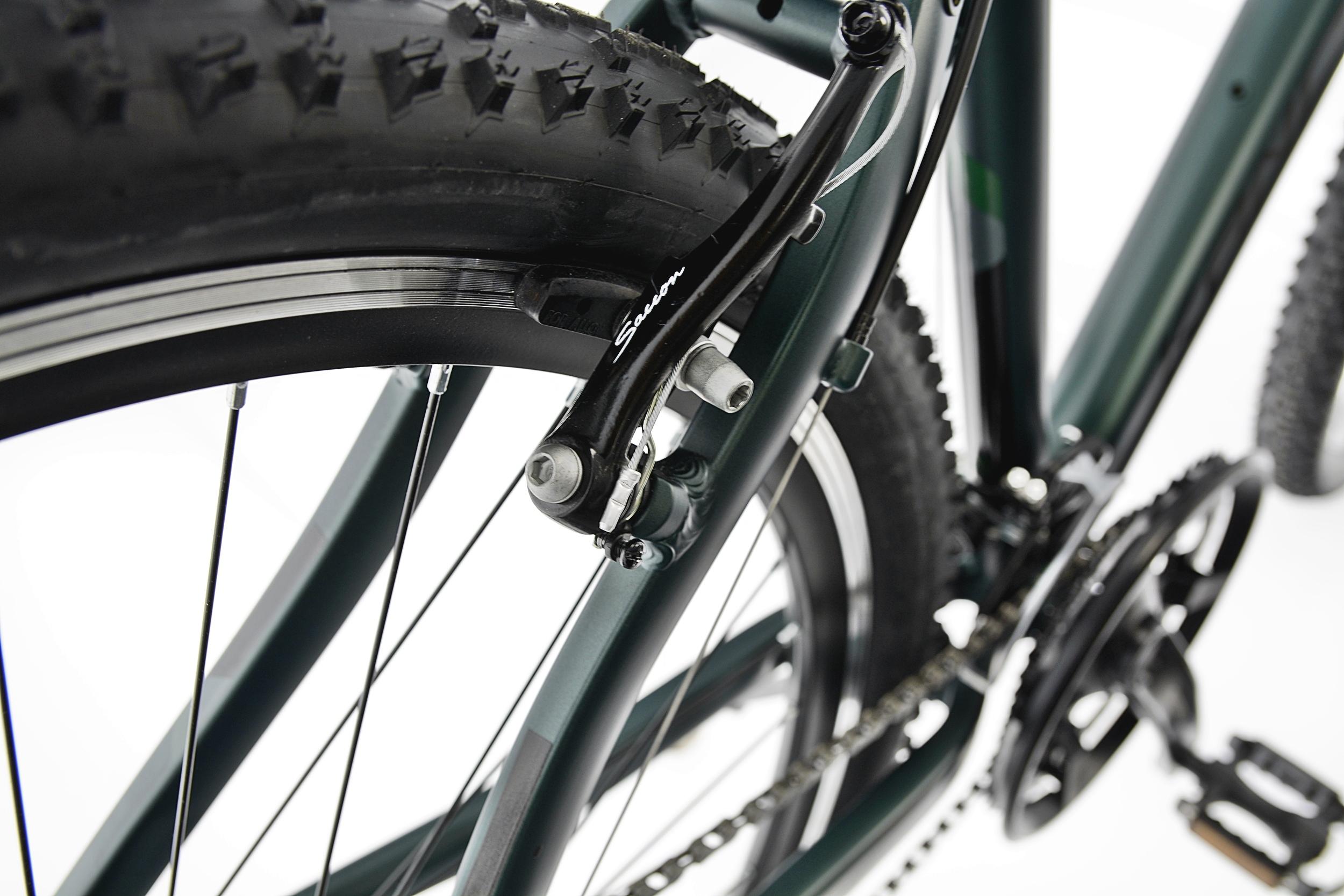 KANDS THE ONE rower mtb 29 VB altus 19 zieleń 2021 Waga 15.6 kg