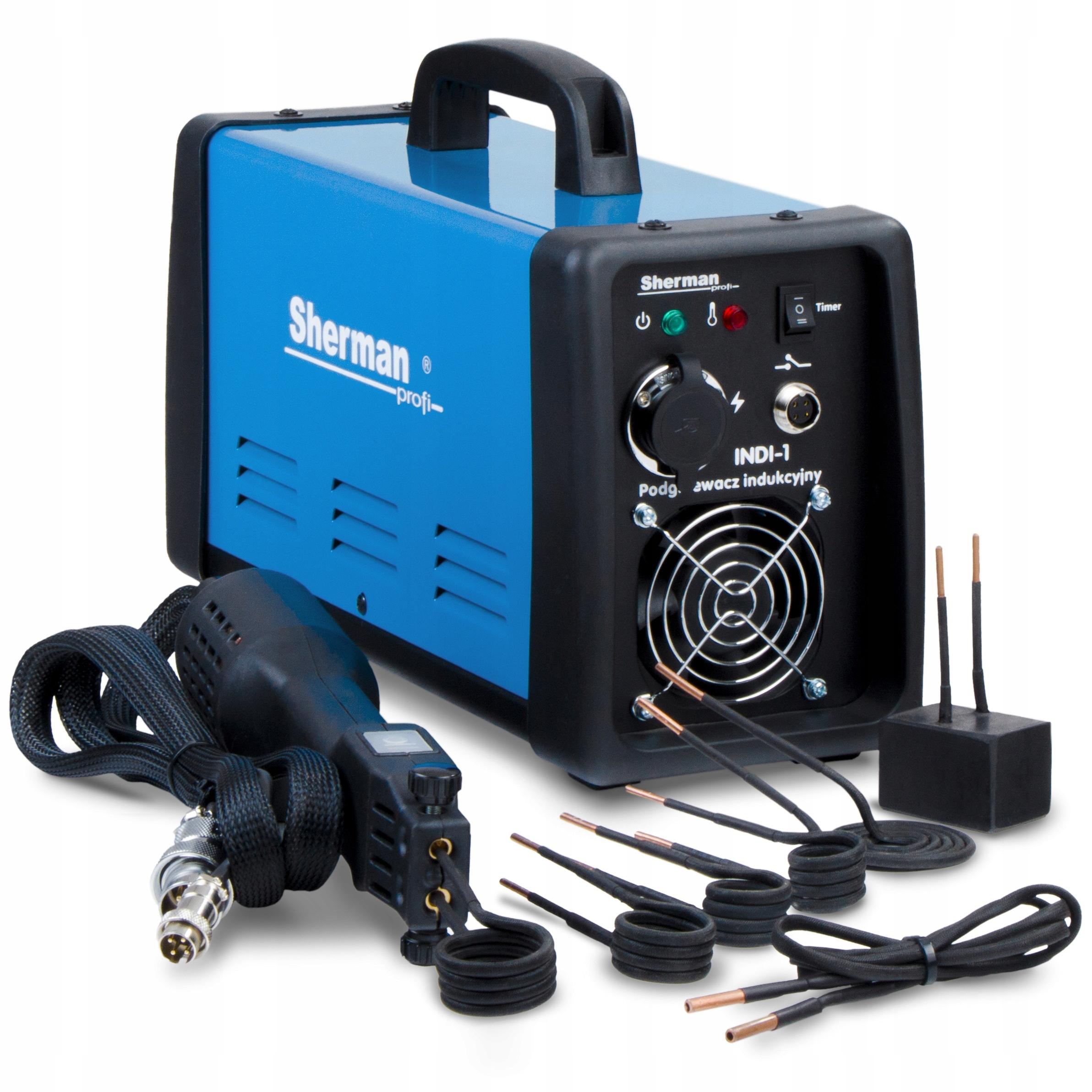 Индукционный нагреватель INDI-1 SHERMAN HEATER 100кГц