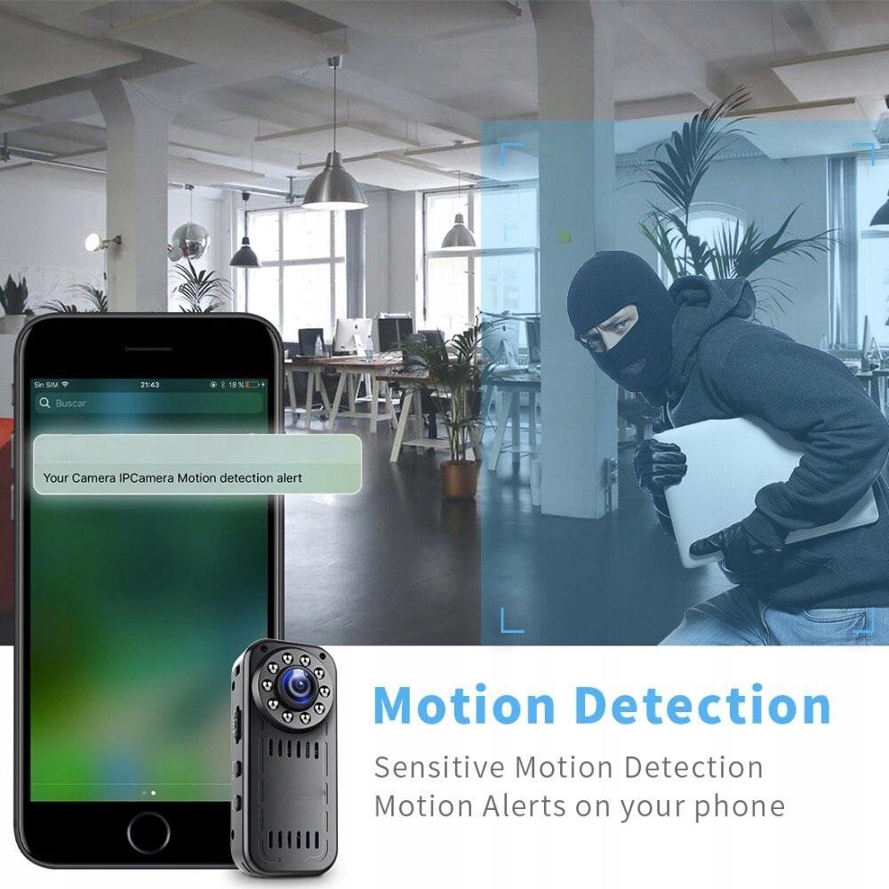 PROFESJONALNA Kamera POLICYJNA MONITORING osobisty Zoom optyczny 0