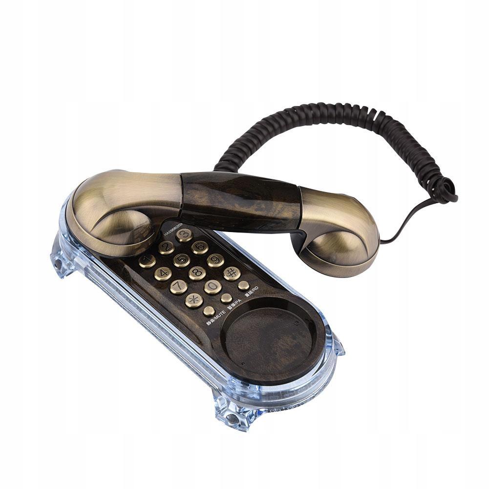 STACIONÁRNY TELEFÓN PRE RETRO SENIOR