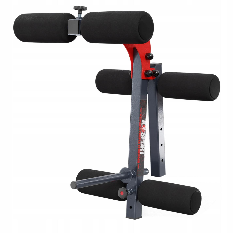 Stlačte zariadenie pre cvičenia pre nohy pre lavičku