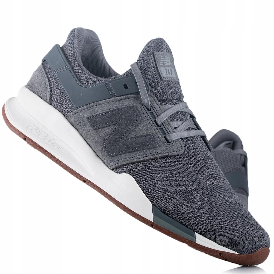 Buty sneakersy, sportowe New Balance MS247KJ