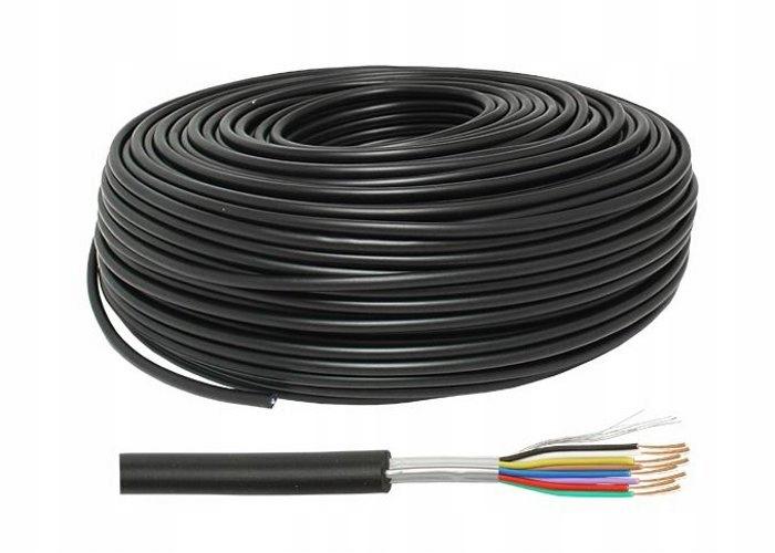 Сигнальный кабель 8C + экраном Hernam за 1 мб