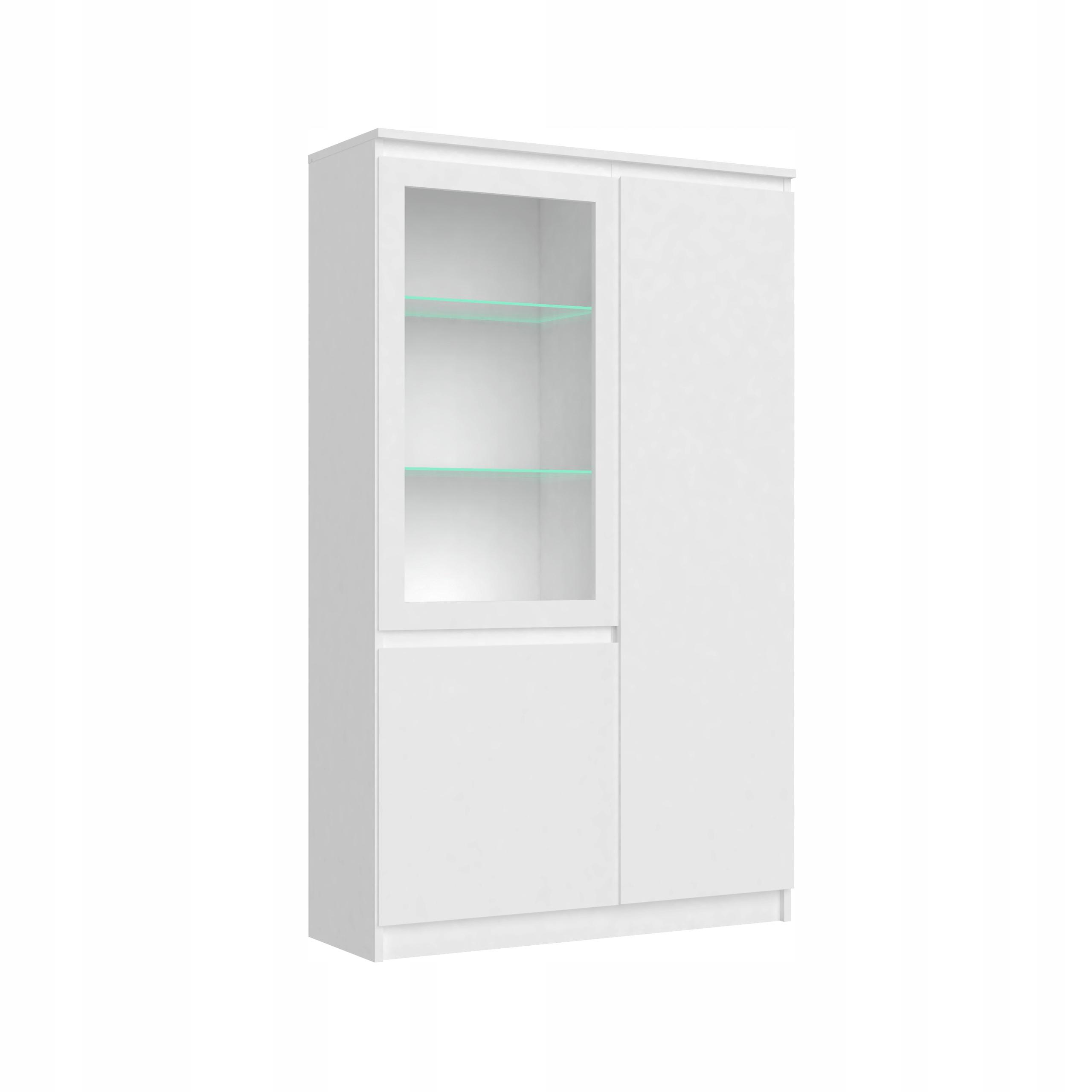 3D низкий книжный шкаф для гостиной