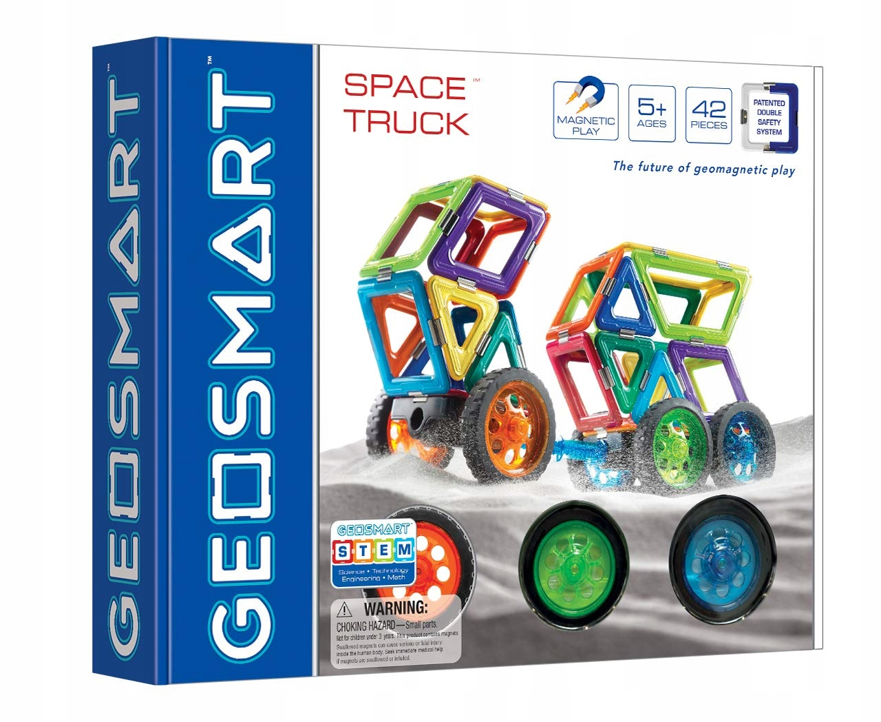 Geosmart - vesmírny nákladný automobil