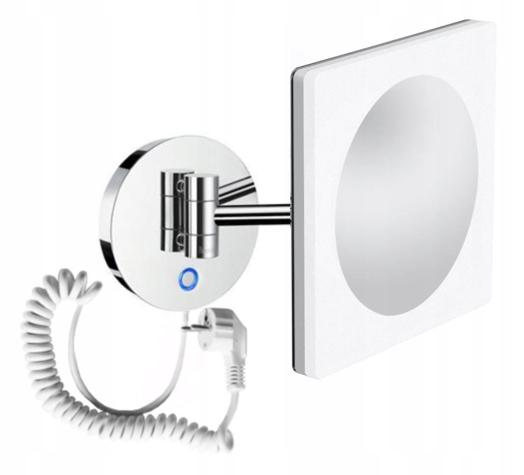 Kozmetické zrkadlo hranaté LED STELLA 22.00531