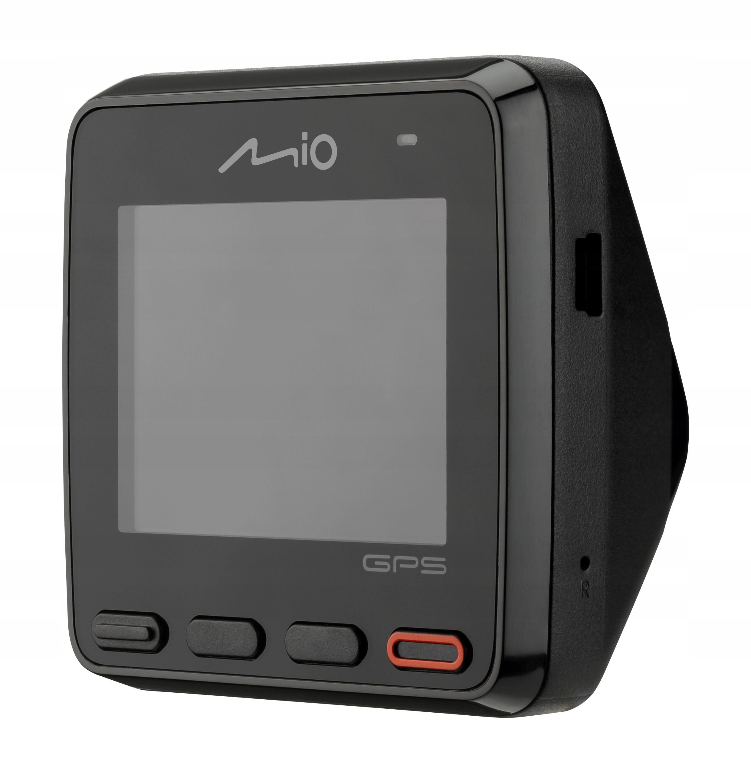 MIO MIVUE C430 REJESTRATOR GPS BAZA FOTORADARÓW Model MiVue C430