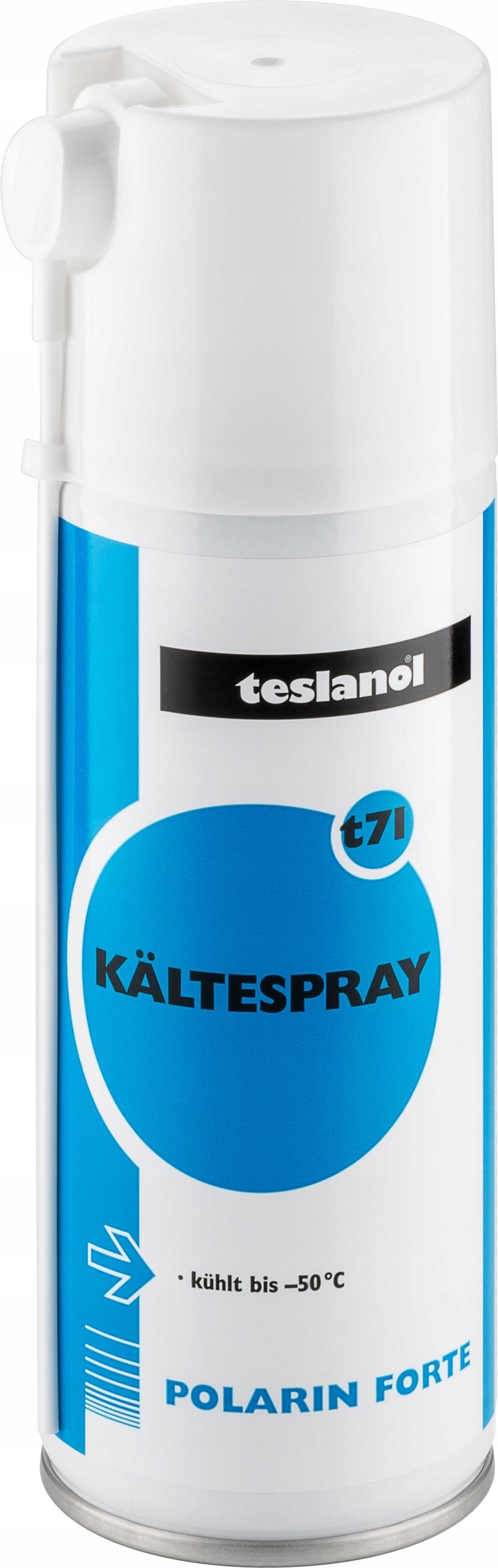 Спрей Teslanol T71 200 мл охлаждение электроники
