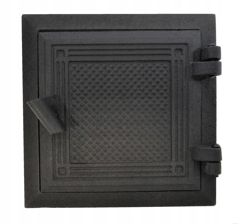 liatinové dvere pre udiarenskú pec na čistenie pece