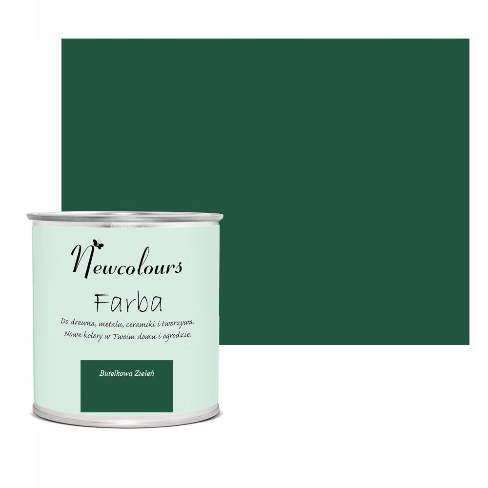 Краска для мебели Newcolours Bottle Green 200ml