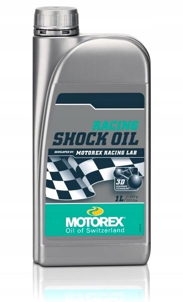 Масло заднего амортизатора MOTOREX SHOCK OIL 1L KTM