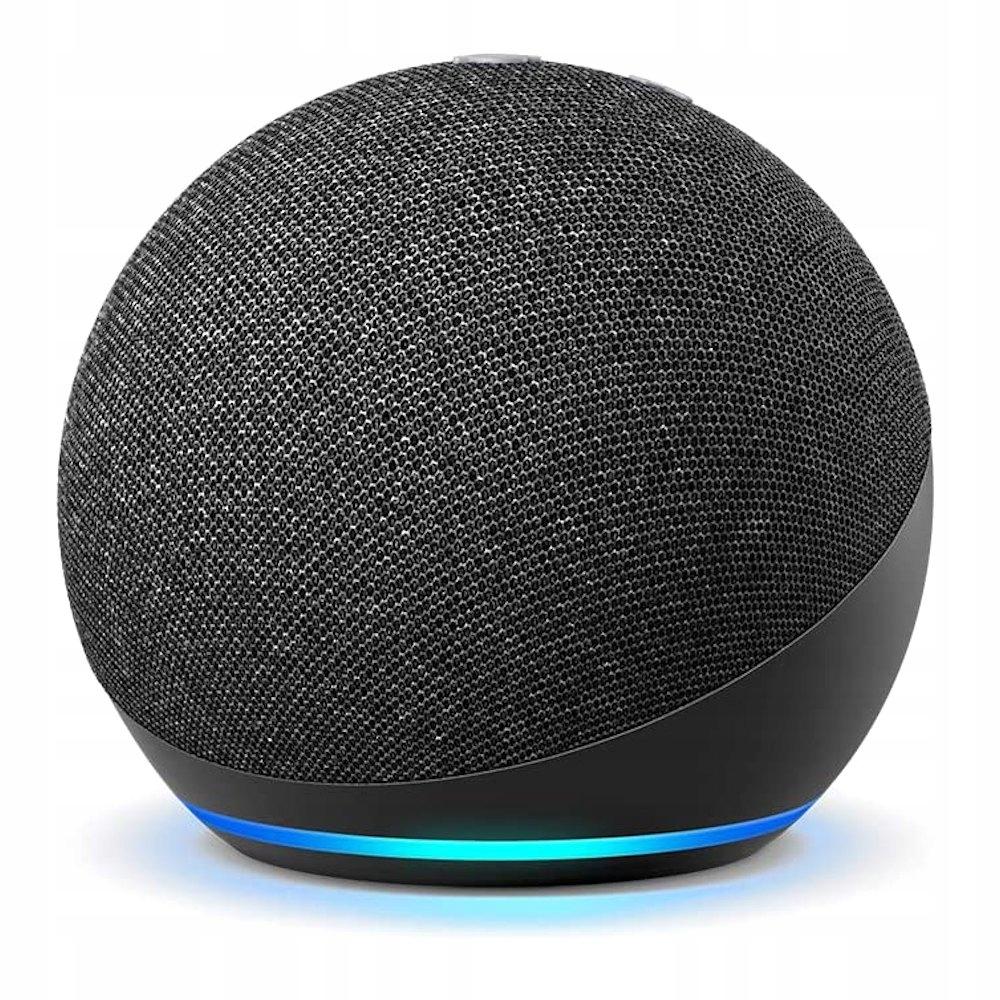 Głośnik Amazon Echo Dot 4th Gen 2020 Czarny Alexa