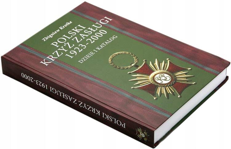 Polski Krzyż Zasługi 1923-2000, Zbigniew Krotke