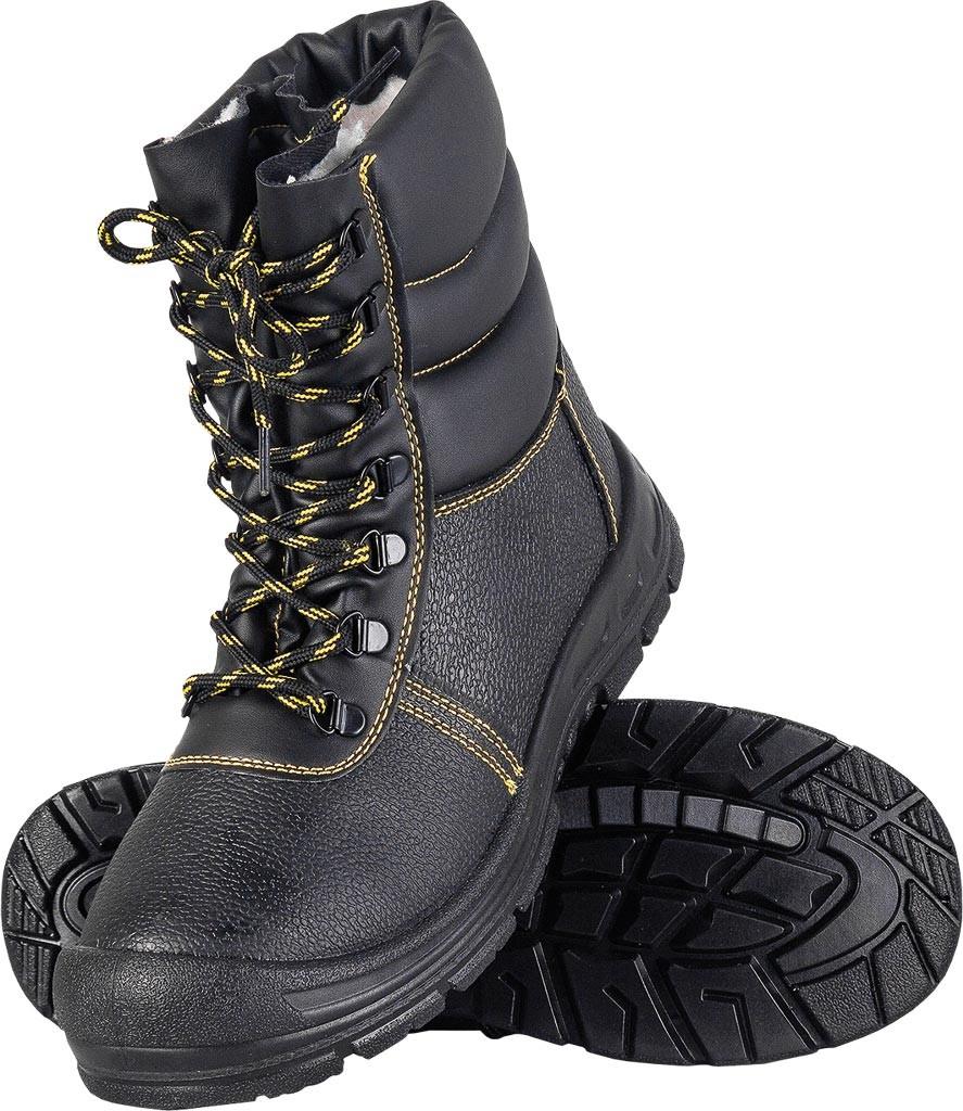 Ботинки рабочие зимние сапоги военные без noska43