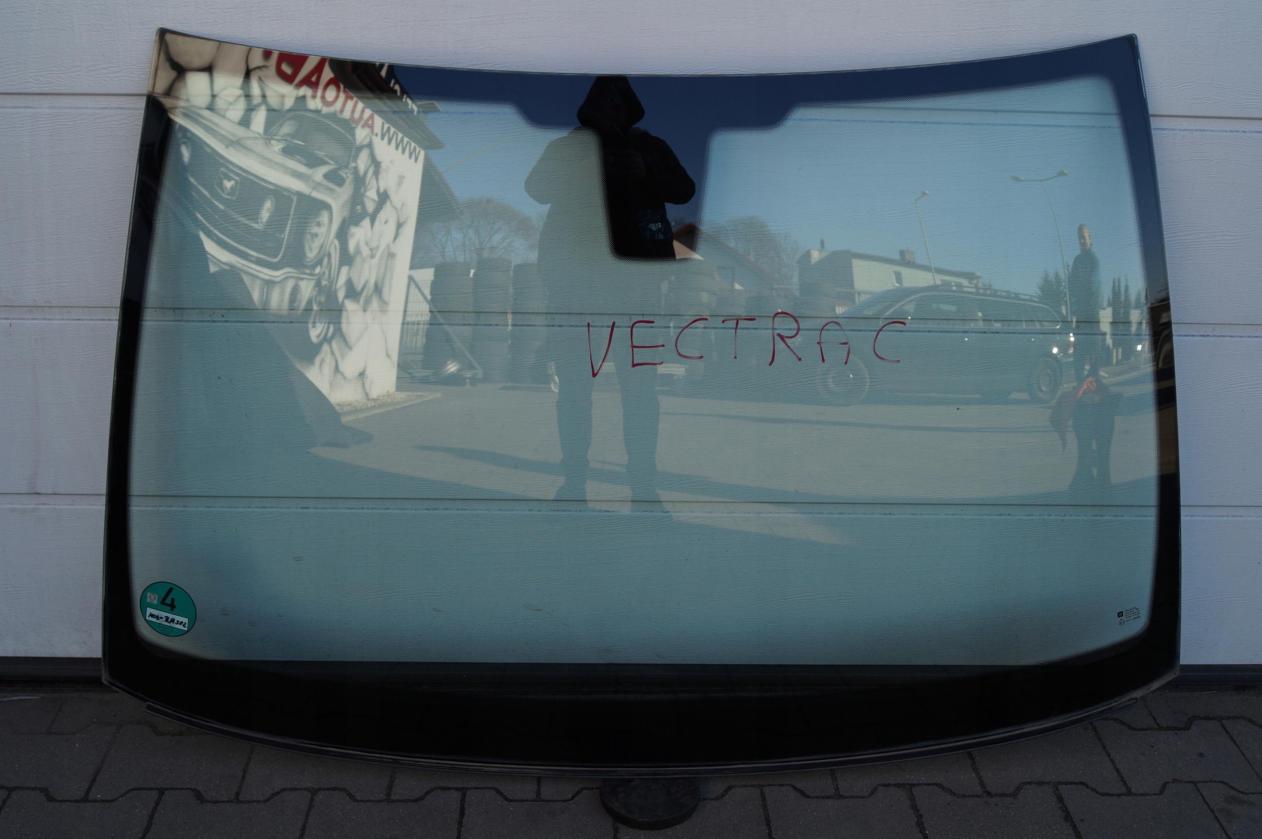 стекло стекло вперед мост opel vectra c сенсор