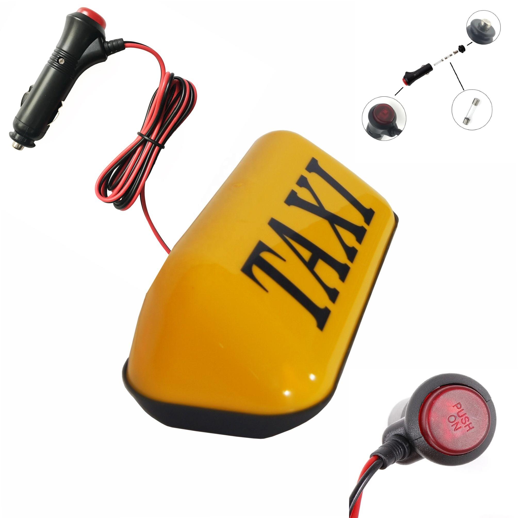 лампа петух Свет такси uber болт led плагин 12v
