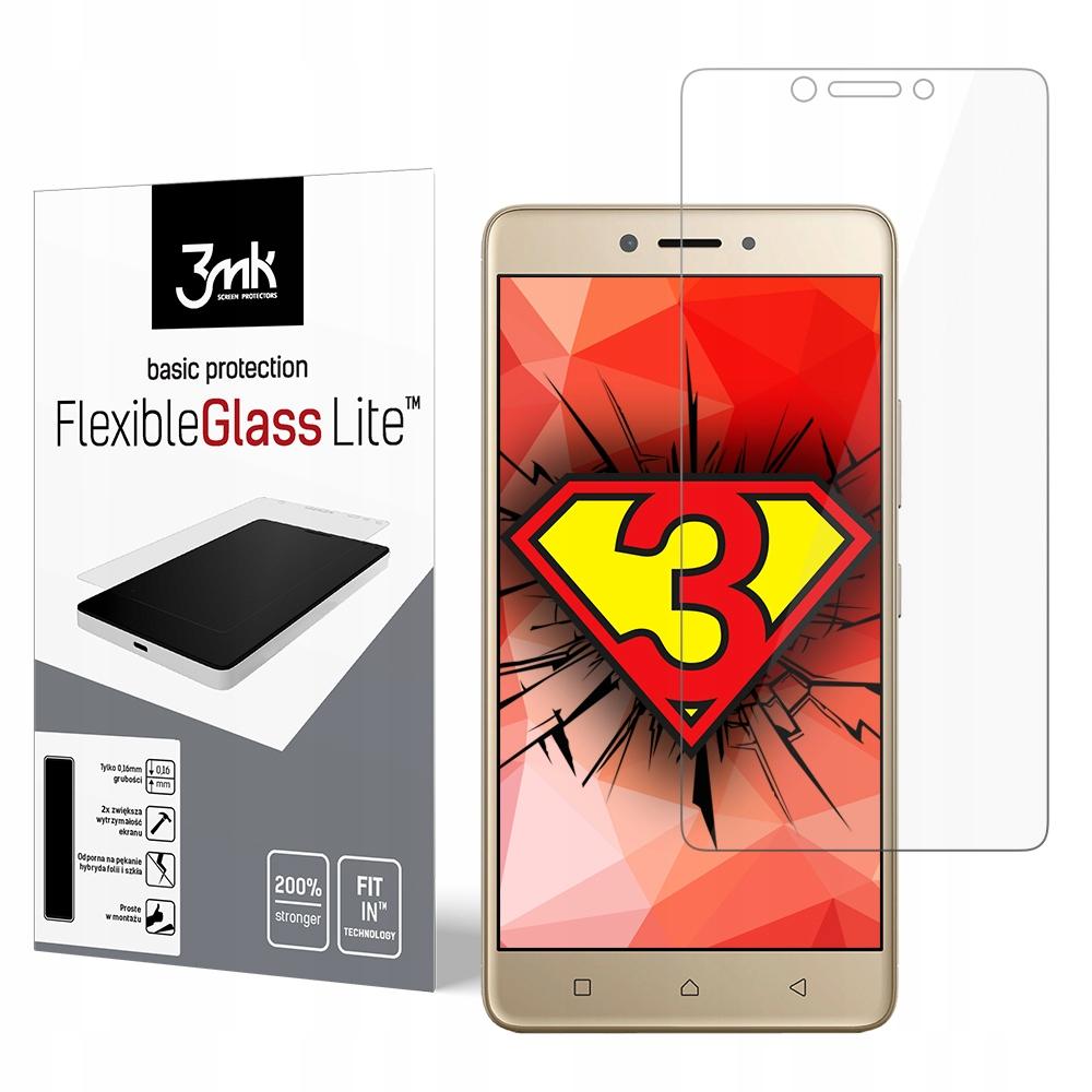 Lenovo K6 Note --- szkło 3mk -- FlexibleGlass Lite