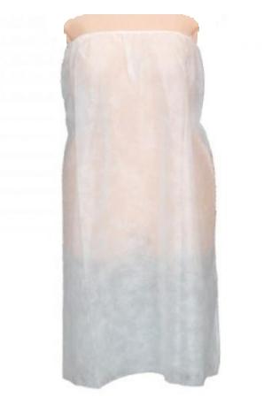 Tunika kosmetyczna jednorazowa pareo 10 szt gumka