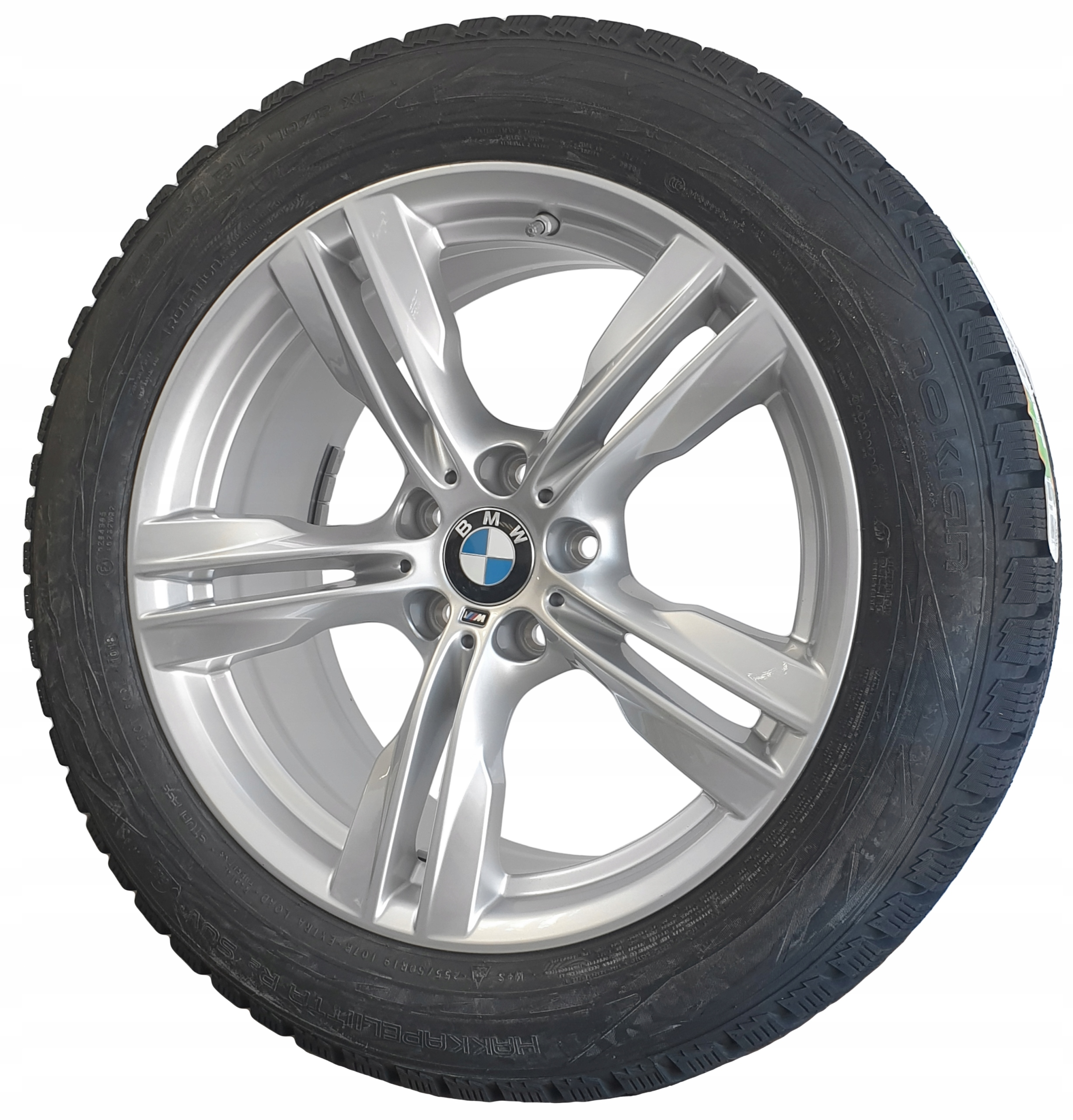 НОВЫЕ Диски BMW 19 X5 F15 E70 Nokian WINTER RunFlat