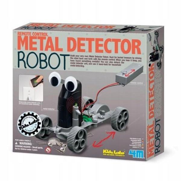 4M detektor kovov