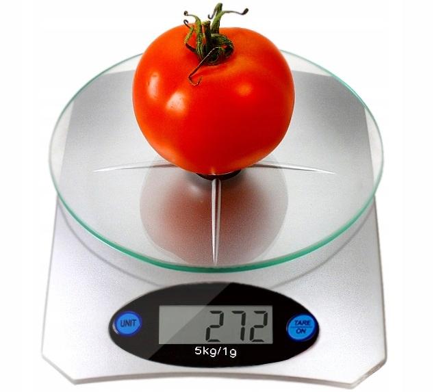Электронное стекло жидкокристаллических весов 5 кг - 1 г