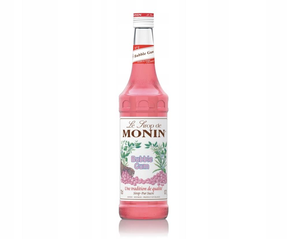 Сироп жевательной резинки Monin 700мл