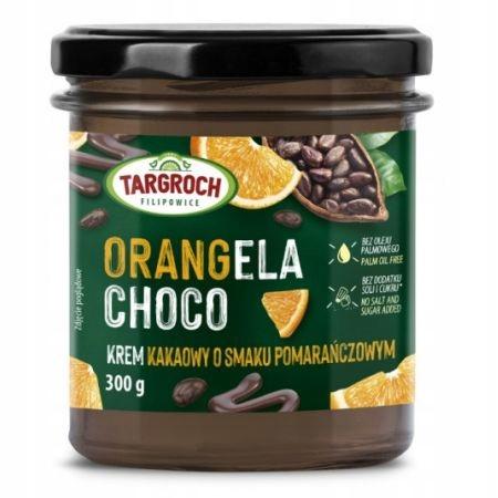 Крем какао со вкусом орангеля