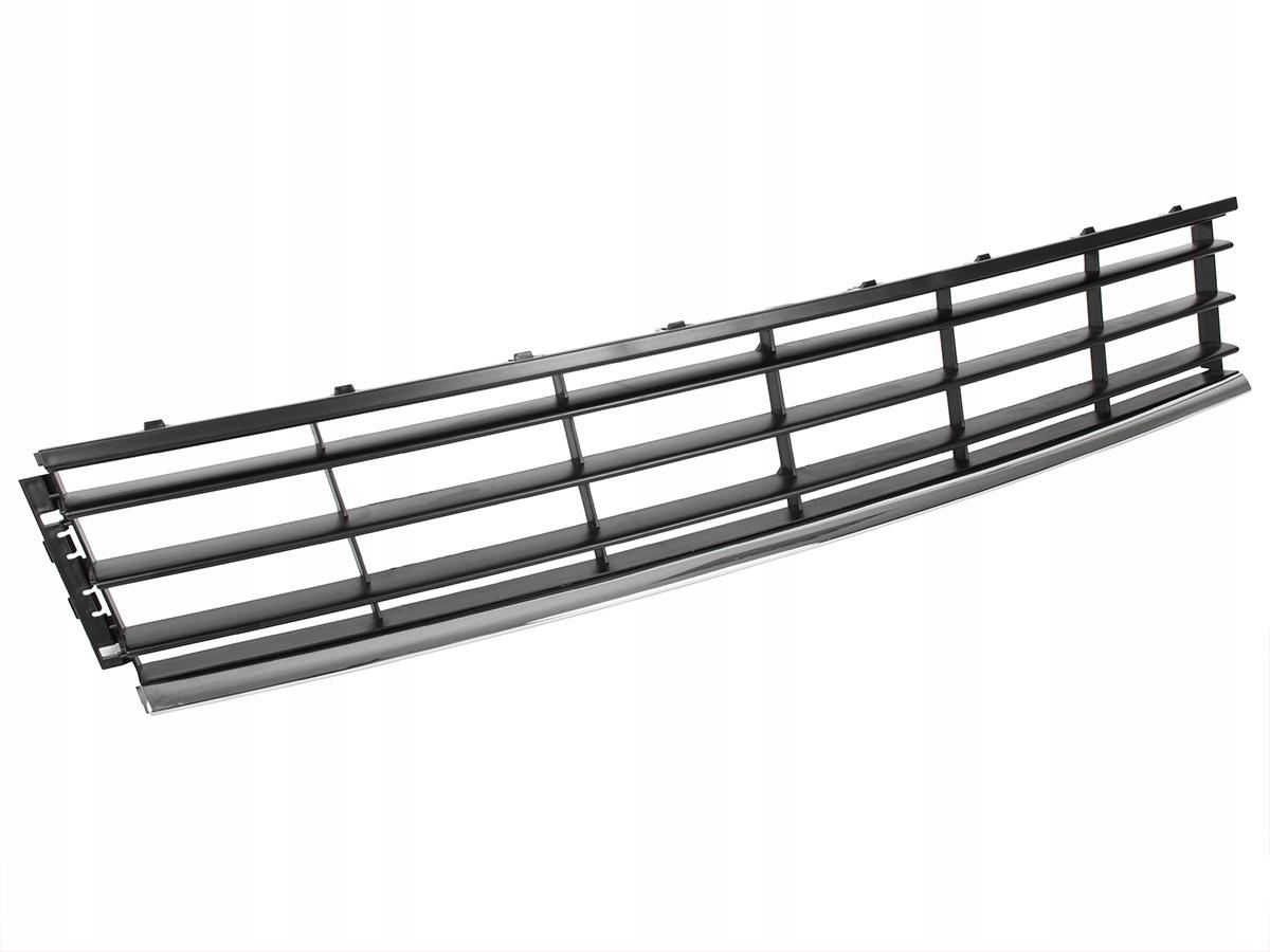решетка решетка бампера хром к vw passat b7 10-15