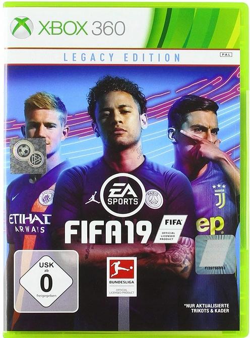 Gra Fifa 19 2019 Xbox 360 Nowa Folia Stan Nowy 9994067593 Allegro Pl