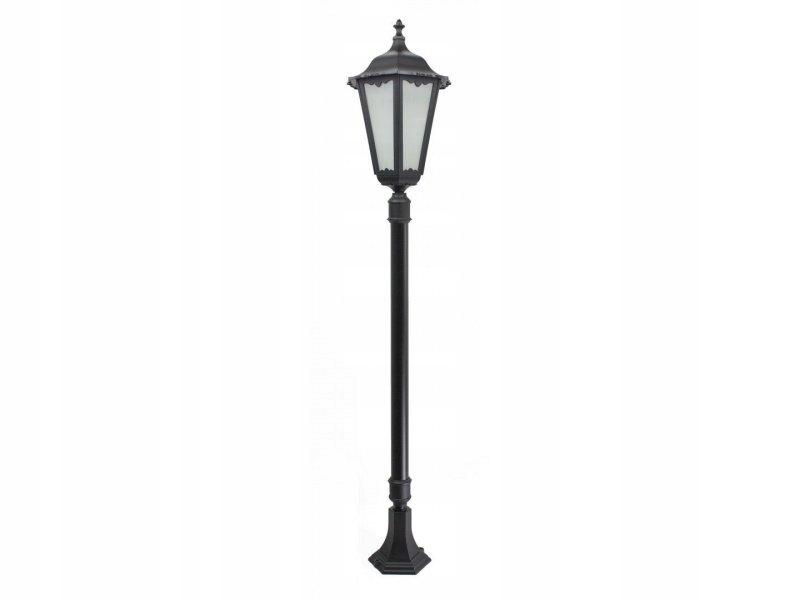 GARDEN lampa stojaca Retro Maxi stĺpik 170cm