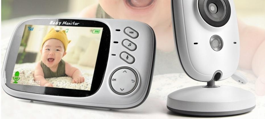 VB603 BABY Monitor Niania elektroniczna opiekun Marka inna