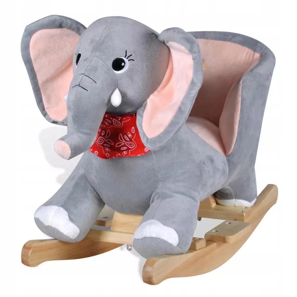 Hojdací slon Rocker