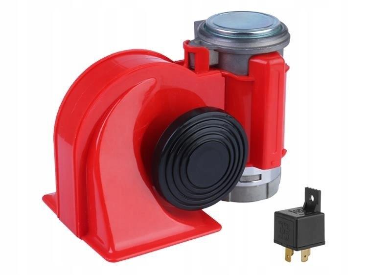 клаксон звуковой сигнал сигнал tir компрессор 12v громкий