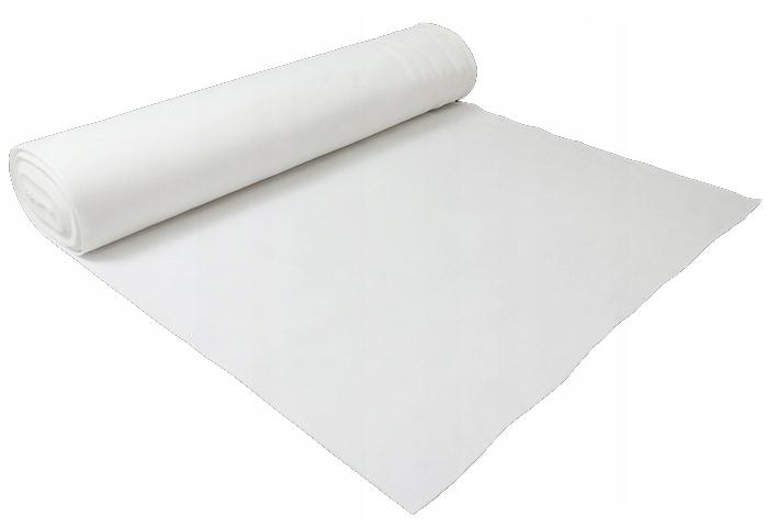 Filc biały SAMOPRZYLEPNY 3 mm 600 g/m2 - 0.5 m2