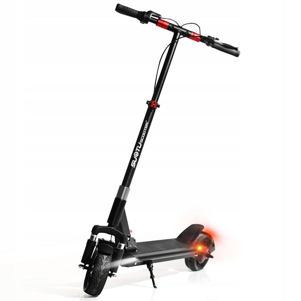 Электрический скутер 40 км / ч 120 кг 4х амортизаторы