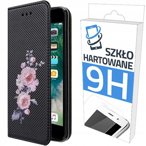 150 wz Etui Z Klapką+szkło do Apple Iphone 7
