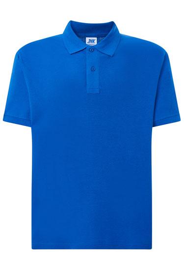 ~Polo koszulka męska z krótkim rękawem R.blue XL