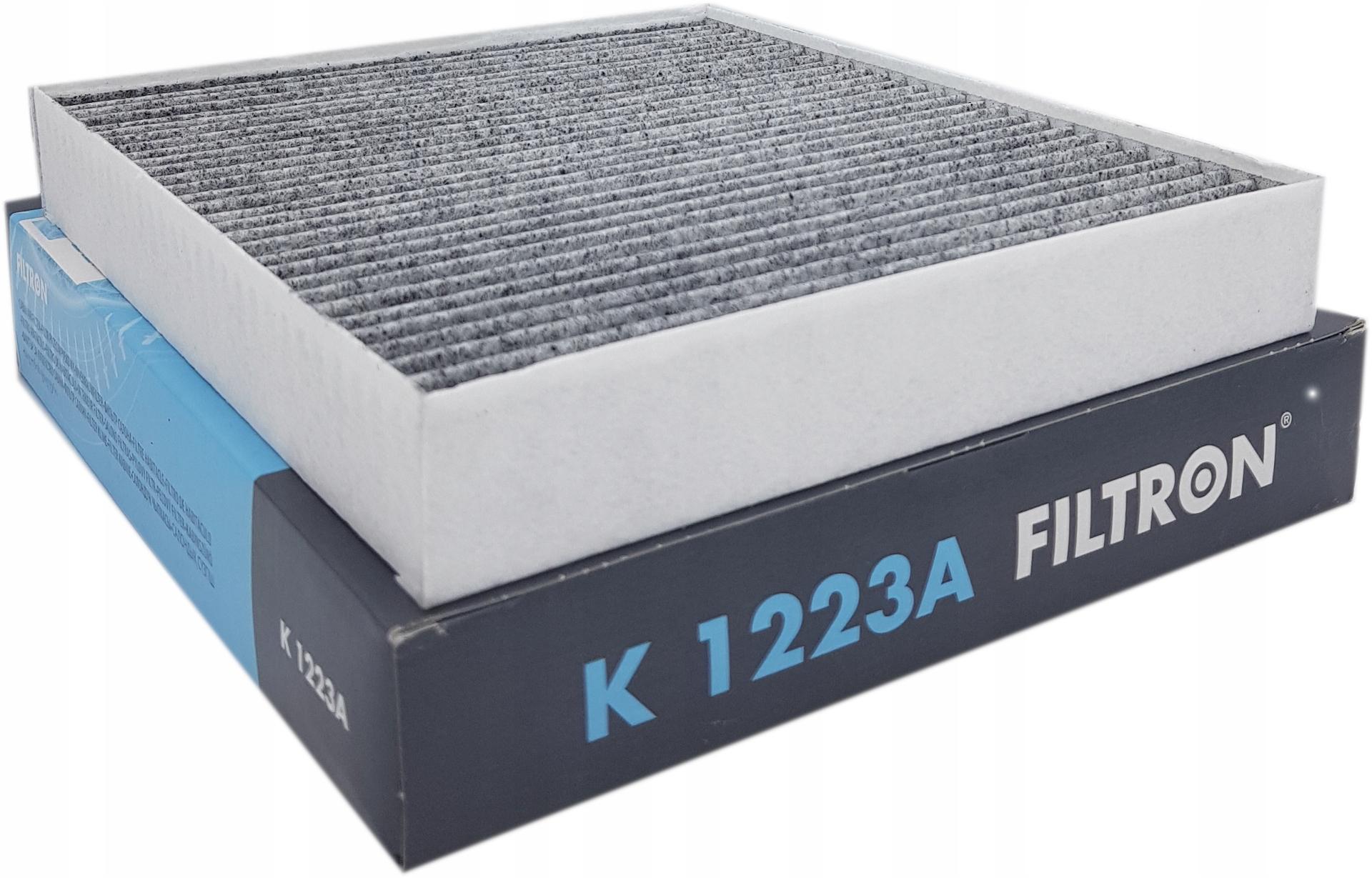 filtron фильтр кабины k1223a opel astra j